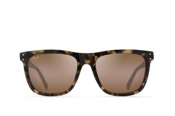 Large image of Maui Jim HCL Bronze Velzyland Polarized Classic Sunglasses - H80215D