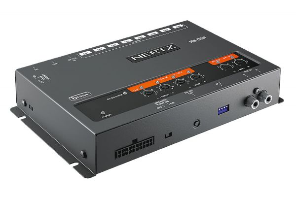 Large image of Hertz Single Interface Car Audio Processor - H8-DSP-DRC