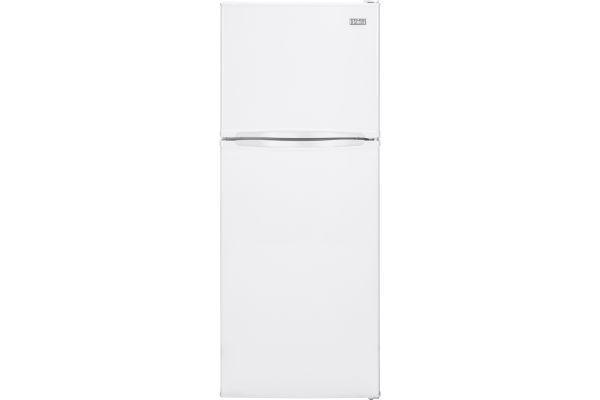 Haier 9.8 Cu. Ft. White Top Freezer Refrigerator - HA10TG21SW