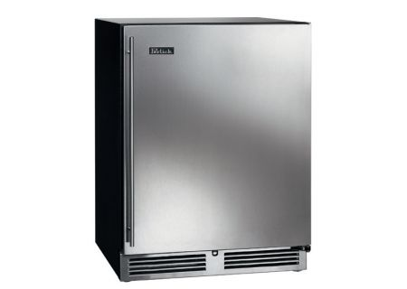 "Perlick 24"" ADA-Compliant Stainless Steel Refrigerator - HA24RB-3-1R"
