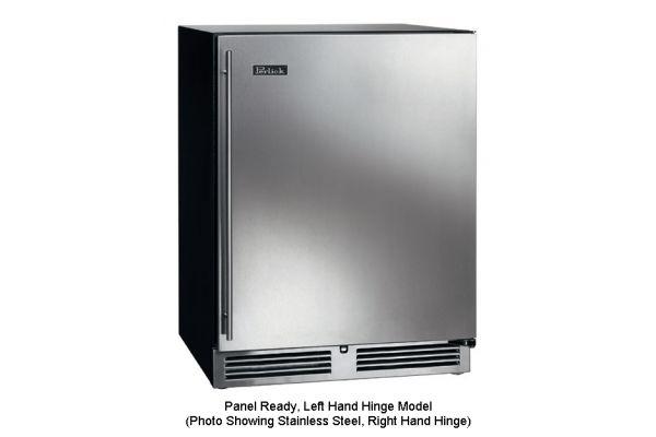 "Large image of Perlick 24"" ADA-Compliant Series Panel Ready Left-Hinge Indoor Refrigerator - HA24RB-3-2L"
