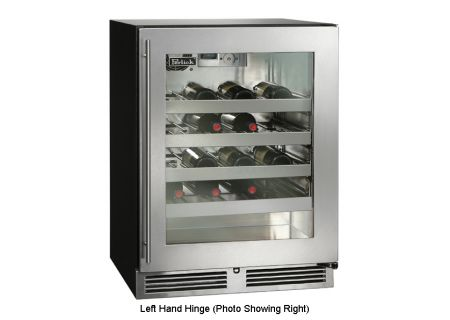 Perlick - HA24WB-3-3LL - Wine Refrigerators and Beverage Centers