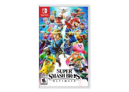 Nintendo Switch Super Smash Bros. Ultimate Video Game - HACPAAABA