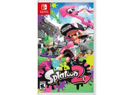 Nintendo Switch Splatoon 2 Video Game - HACRAAB61