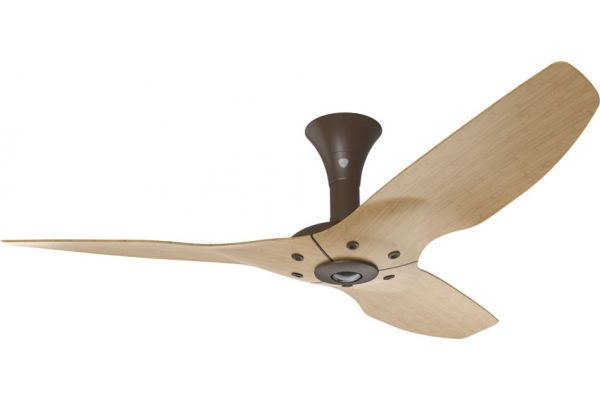 "Big Ass Fans 52"" Haiku Indoor Caramel Bamboo Ceiling Fan - S3127-S0-BCO-04-02-C-01"