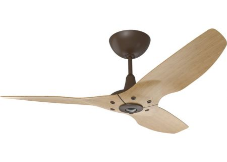 "Big Ass Fans 52"" Haiku Indoor Caramel Bamboo Ceiling Fan - S3127-X2-BCO-04-02-C-01"