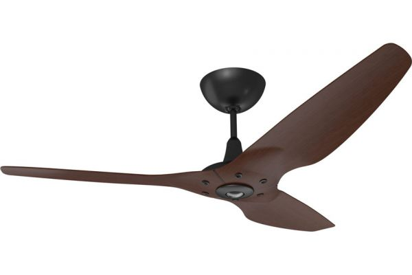 "Large image of Big Ass Fans 60"" Haiku Indoor Cocoa Bamboo Ceiling Fan - S3150-X2-BW-04-02-C-01"