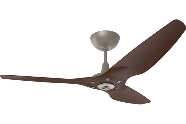 """Large image of Big Ass Fans 60"""" Haiku Indoor Cocoa Bamboo Ceiling Fan - S3150-X2-BWS-04-02-C-01"""