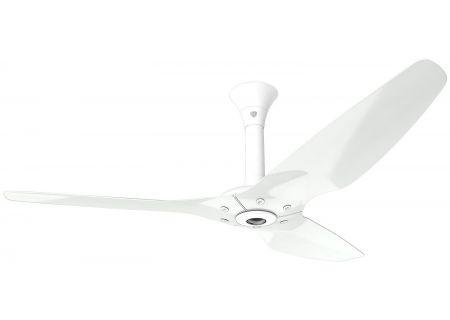 """Big Ass Fans 60"""" Haiku Indoor Aluminum White Ceiling Fan - S3150-A2-AW-04-02-C-01-F259"""