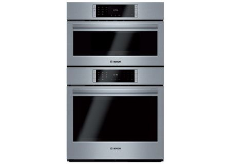 "Bosch Benchmark Series 30"" Stainless Steel Speed Combination Oven - HBLP752UC"