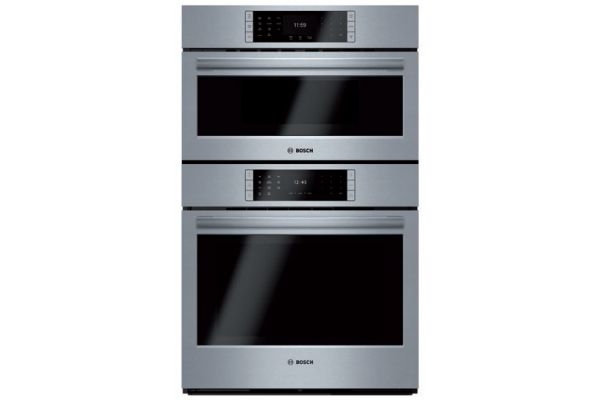 """Large image of Bosch Benchmark Series 30"""" Stainless Steel Speed Combination Oven - HBLP752UC"""