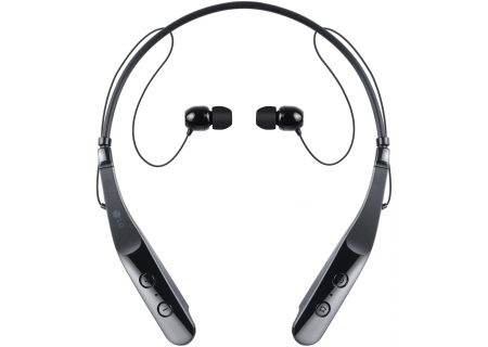 LG Tone Truimph Black Wireless Stereo Headset - HBS-510.ACUSBKI