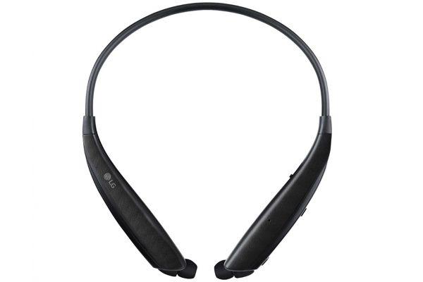 Large image of LG TONE Ultra a Bluetooth Wireless Stereo Headset - HBS-830.ACUSBKI