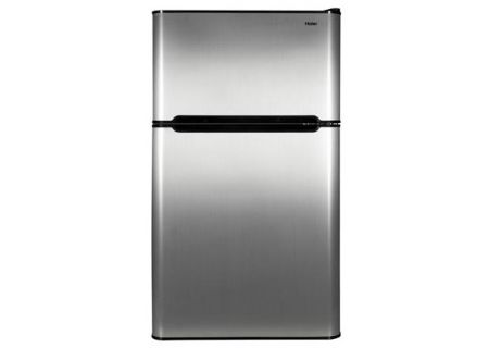 Haier 3.2 Cu. Ft. Stainless Steel Compact Refrigerator - HC32TW10SV