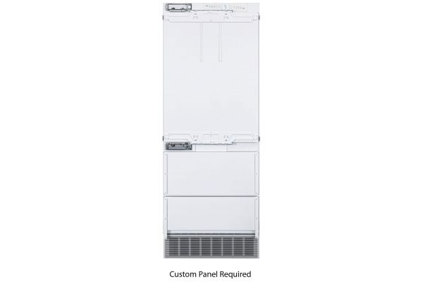 "Large image of Liebherr 30"" Panel Ready Left-Hinge Built-In Fridge-Freezer With BioFresh And NoFrost - HCB-1581"
