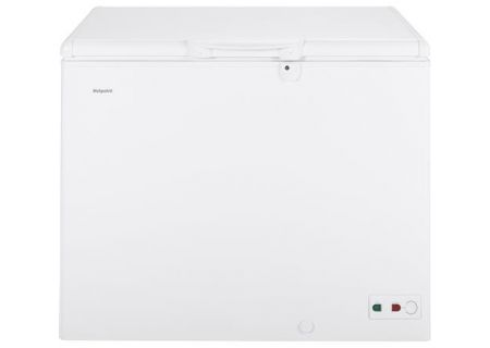 GE Hotpoint 9.4 Cu. Ft. White Chest Freezer - HCM9DMWW