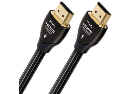 AudioQuest Pearl 0.6 Meter (2 Feet) HDMI Cable - HDMIPEARLPOINT6M
