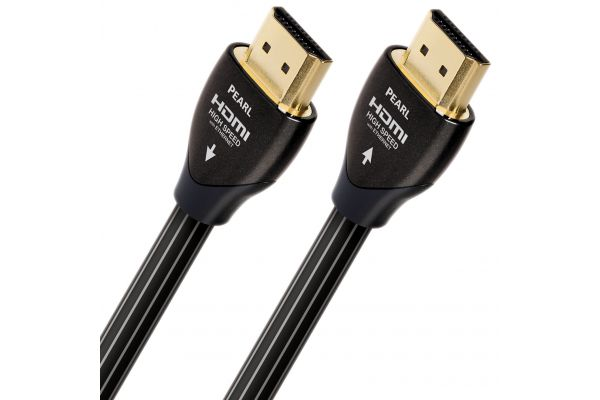 Large image of AudioQuest Pearl 1M (3.3 Feet) HDMI Cable - 65-069-02