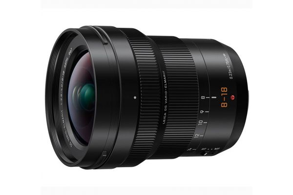 Panasonic LUMIX G LEICA DG VARIO-ELMARIT 8-18mm Lens - H-E08018