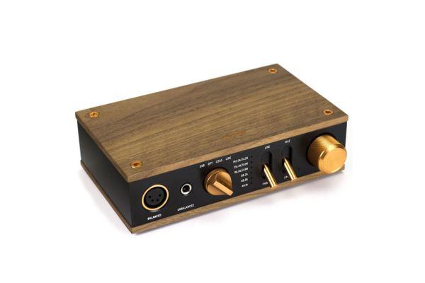 Klipsch Walnut Heritage Headphone Amplifier - 1064316