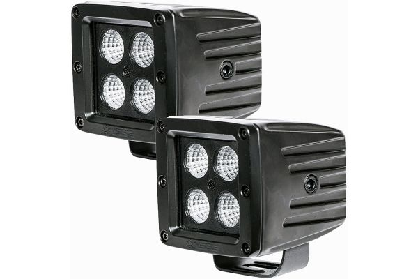 Large image of Metra Blackout Series Flood Beam Cube Light 2-Pack - HE-BCL22PK