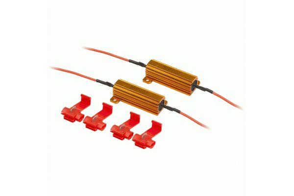 Metra 6 OHM 50W Load Resistor - Pair - HE-LR