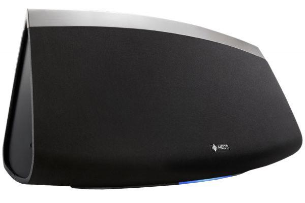 Denon HEOS 7 HS2 Black Wireless Multi-Room Sound System - HEOS7HS2