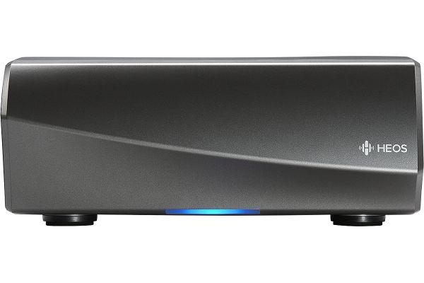 Large image of Denon HEOS HS2 Gunmetal Silver Wireless Amplifier - HEOSAMPHS2SR