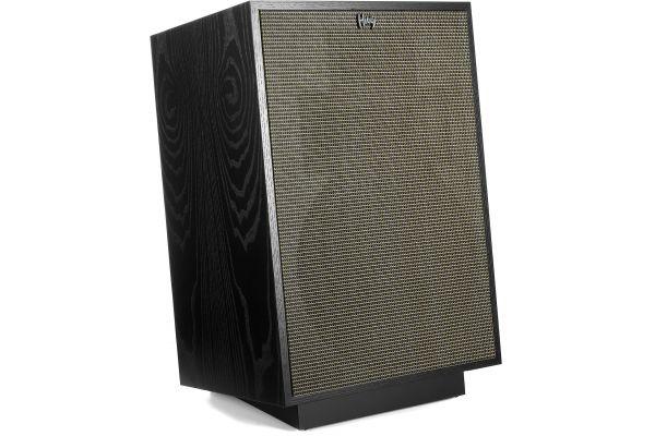 Large image of Klipsch Heritage Series Heresy IV Satin Black Ash Floorstanding Speaker (Each) - 1068151