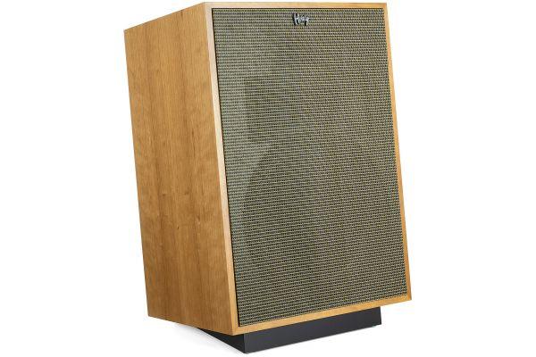 Large image of Klipsch Heritage Series Heresy IV Natural Cherry Floorstanding Speaker (Each) - 1068152