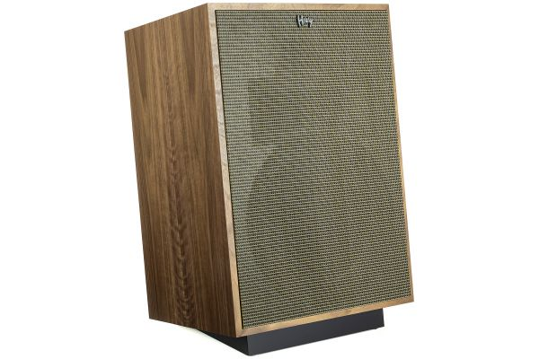 Large image of Klipsch Heritage Series Heresy IV American Walnut Floorstanding Speaker (Each) - 1068153