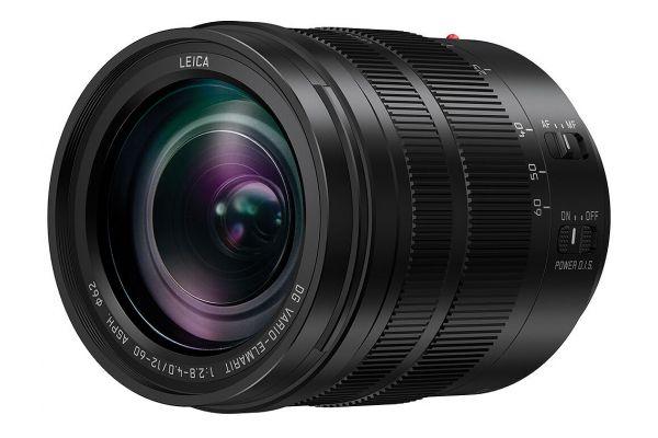 Panasonic LUMIX G LEICA DG VARIO-ELMARIT 12-60mm Lens - H-ES12060