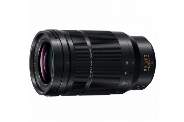 Large image of Panasonic LUMIX G LEICA DG VARIO-ELMARIT 50-200mm Lens - H-ES50200