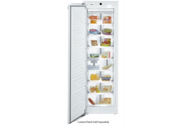 "Large image of Liebherr 24"" Panel Ready Built-In Freezer With NoFrost - HF861"