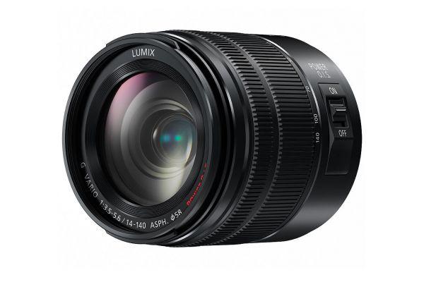 Large image of Panasonic LUMIX G VARIO 14-140mm Lens - H-FSA14140