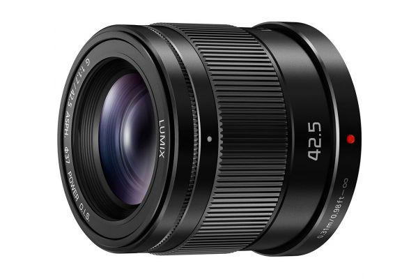 Panasonic LUMIX G 42.5mm Lens - H-HS043K