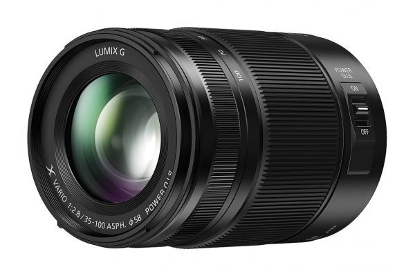 Large image of Panasonic LUMIX G X VARIO 35-100mm Lens - H-HSA35100