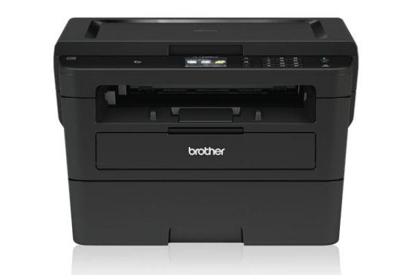 Large image of Brother Black Wireless Networking Laser Printer - HL-L2395DW