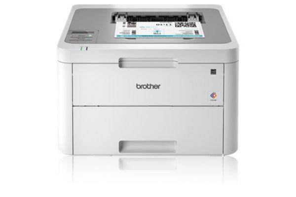 Brother Compact Digital Color Printer - HLL3210CW