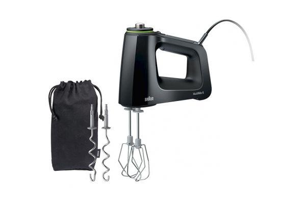 Large image of Braun Black MultiMix Hand Mixer - HM5100BK