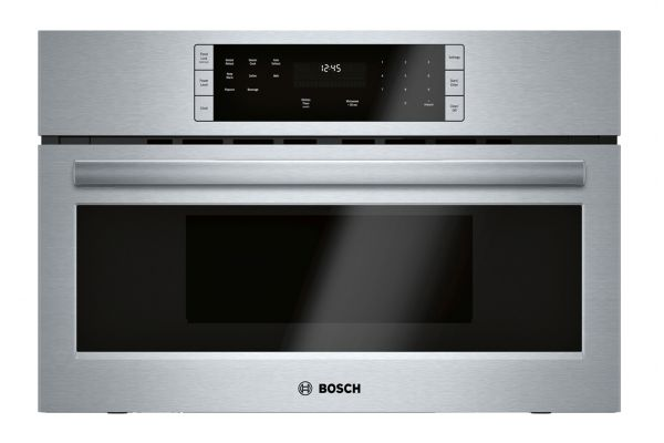 Bosch 500 Series Stainless Steel Built-In Microwave Oven - HMB50152UC