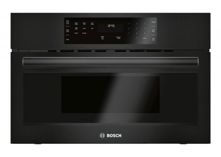 Bosch 500 Series Black Built-In Microwave Oven - HMB50162UC