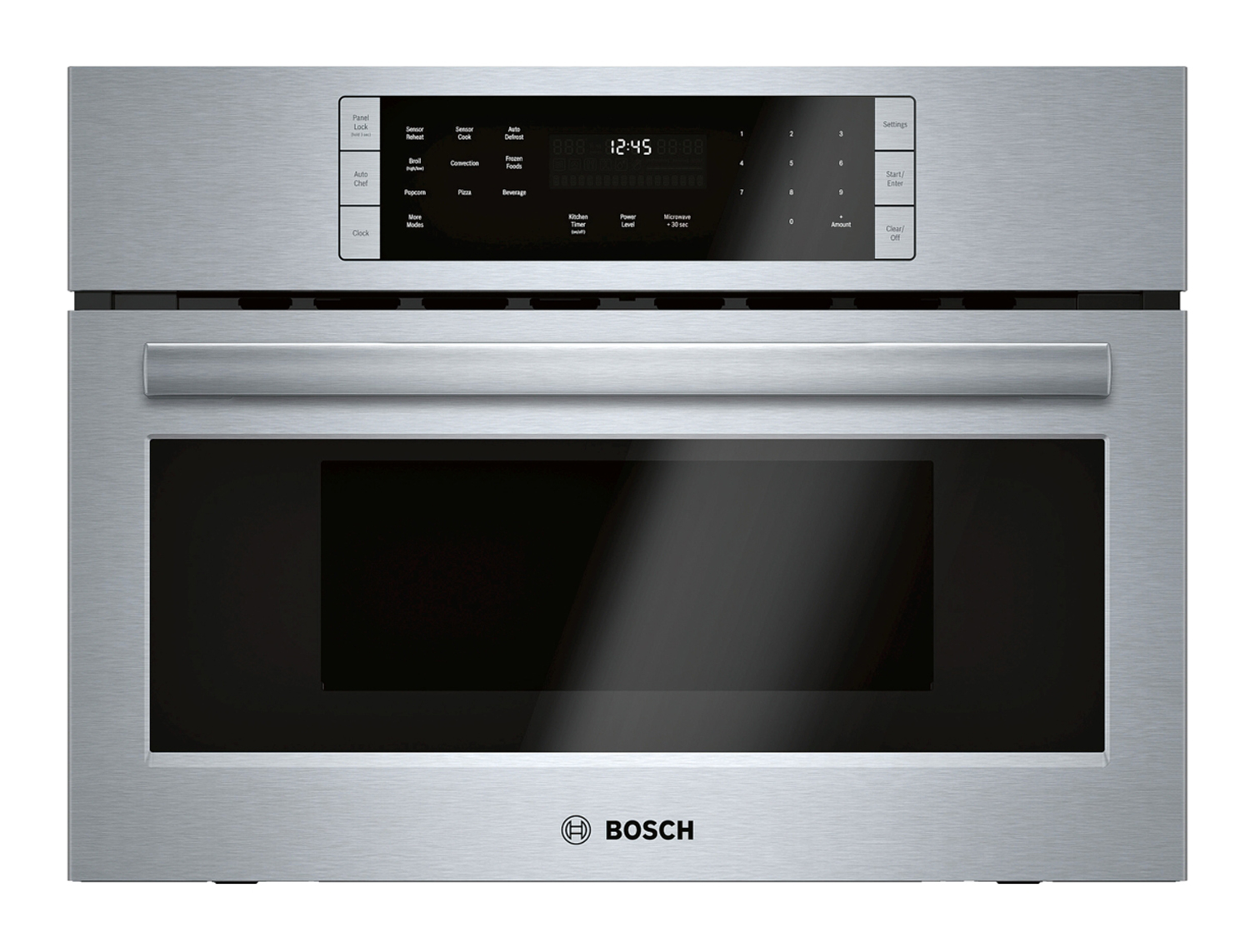 Bosch 800 Series 27 Quot Convection Speed Microwave Oven