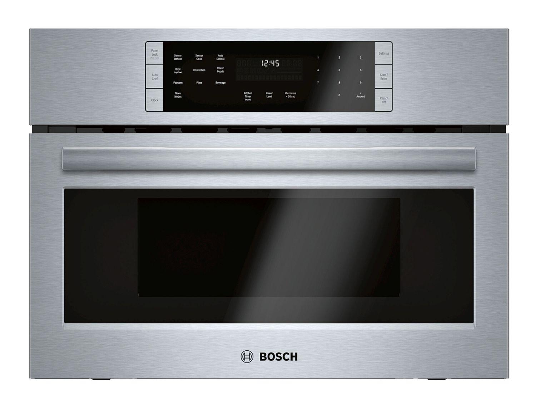 Bosch Hmc87152uc Built In Drop Down Microwaves