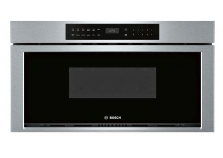 "Bosch 30"" 800 Series Stainless Steel Drawer Microwave - HMD8053UC"