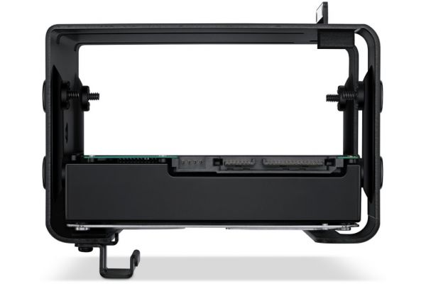 Large image of Promise Pegasus J2i Internal Storage Enclosure With 8TB HDD For Mac Pro - HMUF2ZM/A