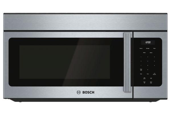 "Bosch 30"" 300 Series Stainless Steel Over-The-Range Microwave - HMV3053U"