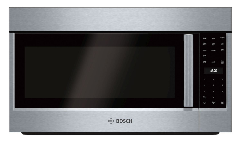 Bosch 30 Over The Range Microwave Hmv5053u