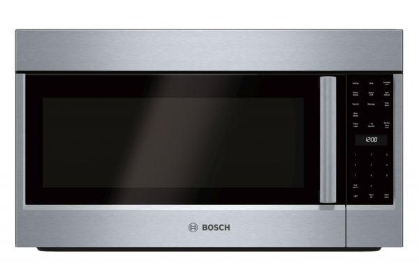 "Bosch 30"" 500 Series Stainless Steel Over-The-Range Microwave - HMV5053U"