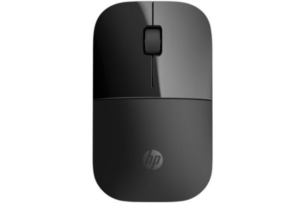 Large image of HP Z3700 Black Wireless Mouse - V0L79AA#ABL